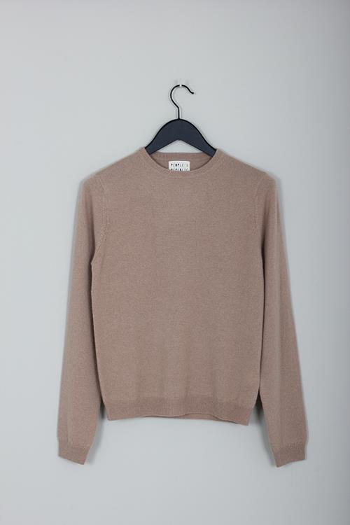 People's Republic of Cashmere roundneck camel