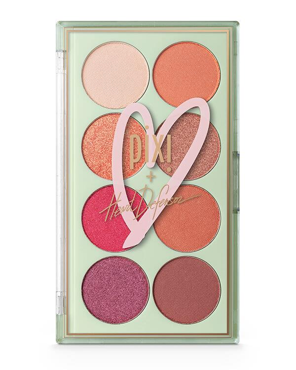 Pixi - Heart Defensor Eye Heart Palette - 8 x 15 gr