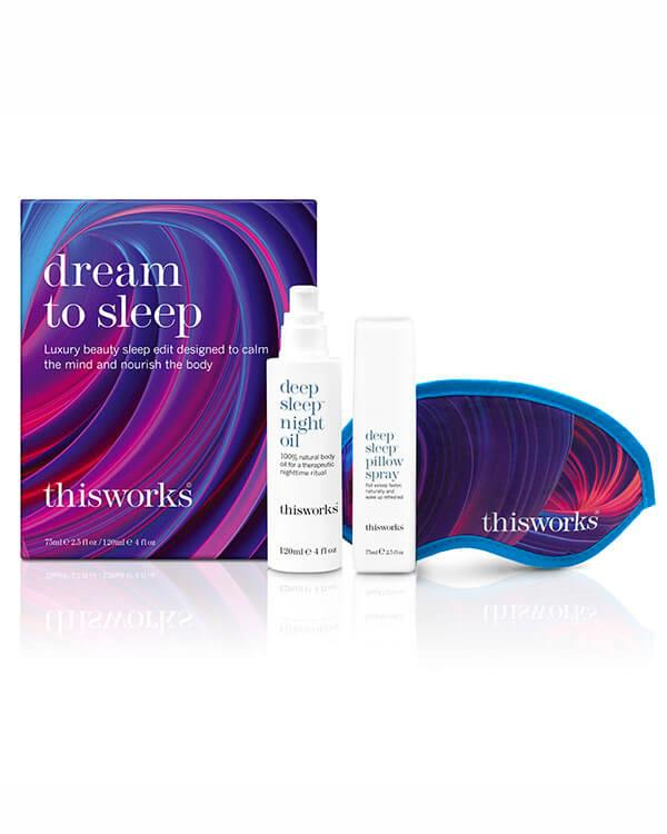 This Works - Dream to Sleep - 120 ml + 75 ml + 1 st