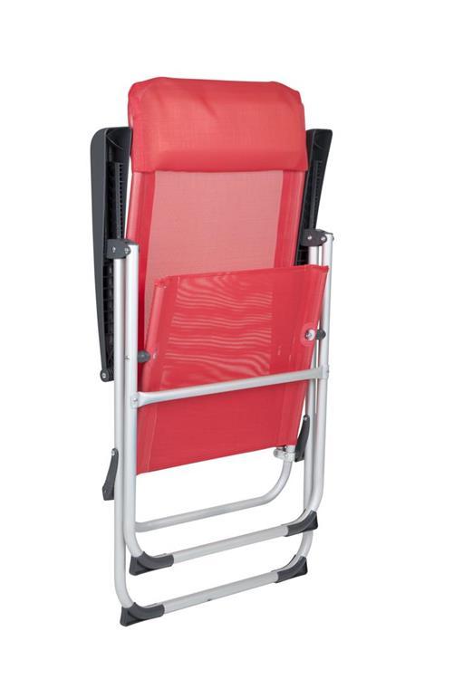 Red Mountain Nice campingstoel rood | TEUN.nl