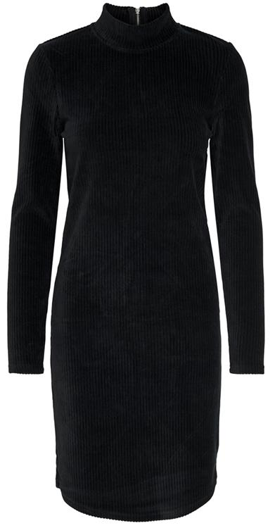Onlfenja ls highneck dress cs jrs Black