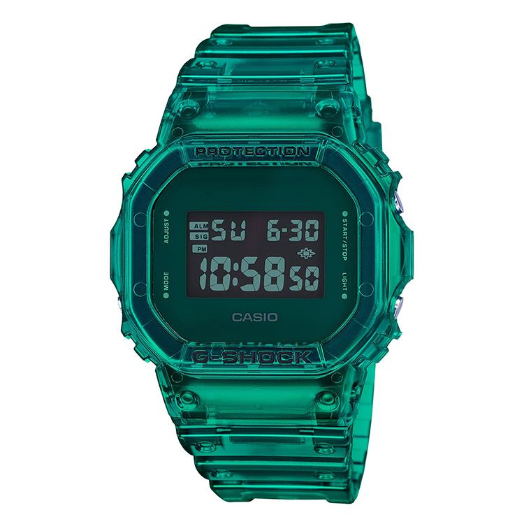 Casio G-Shock DW-5600SB-3ER - Color Skeleton