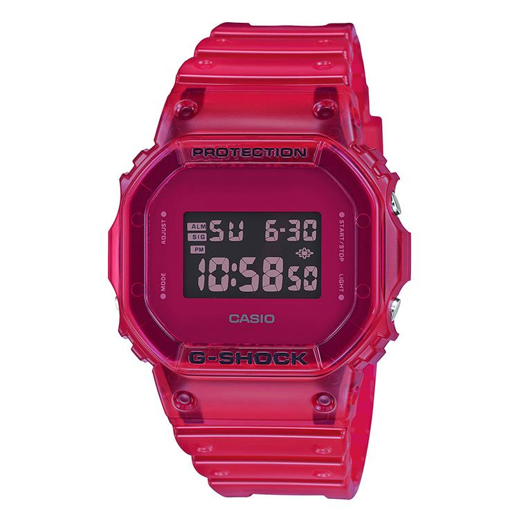 Casio G-Shock DW-5600SB-4ER - Color Skeleton