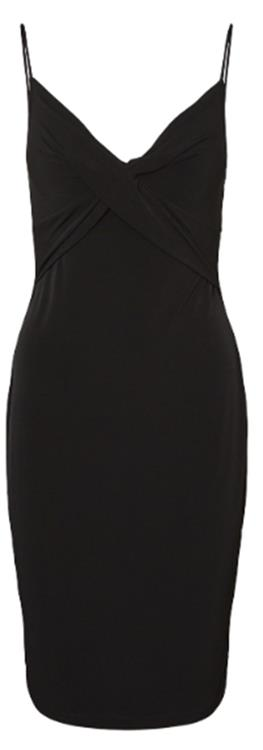 Vmfrakie singlet aped dress sb7 Black