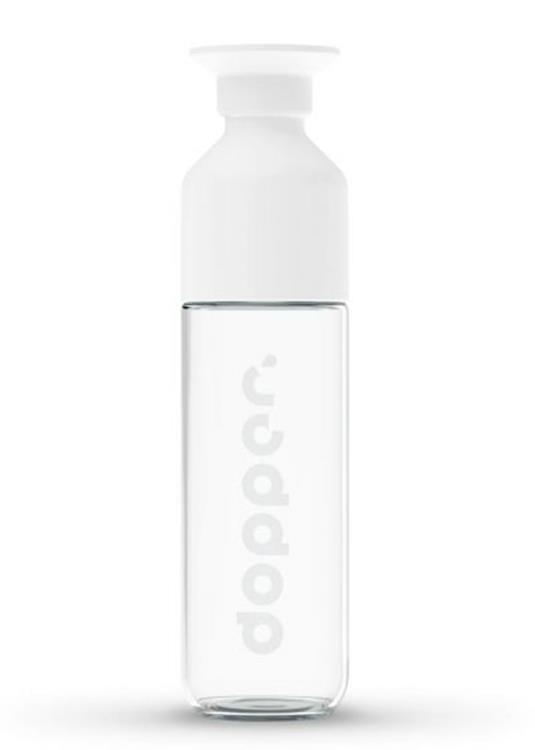Dopper Drinkfles Glass - 400 ml