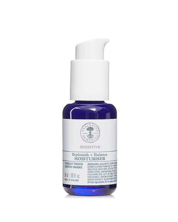 Neal's Yard Remedies - Sensitive Replenish + Balance Moisturizer - 50 ml