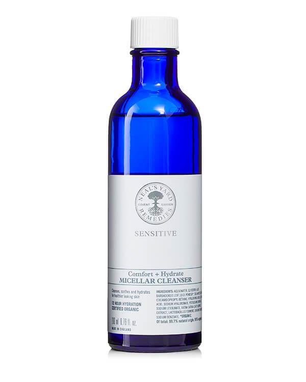 Neal's Yard Remedies - Sensitive Comfort + Hydrate Micellar Cleanser - 200 ml
