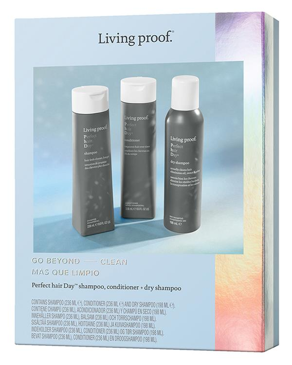 Living Proof - Perfect Hair Day Gift Set - 2 x 236 ml + 198 ml