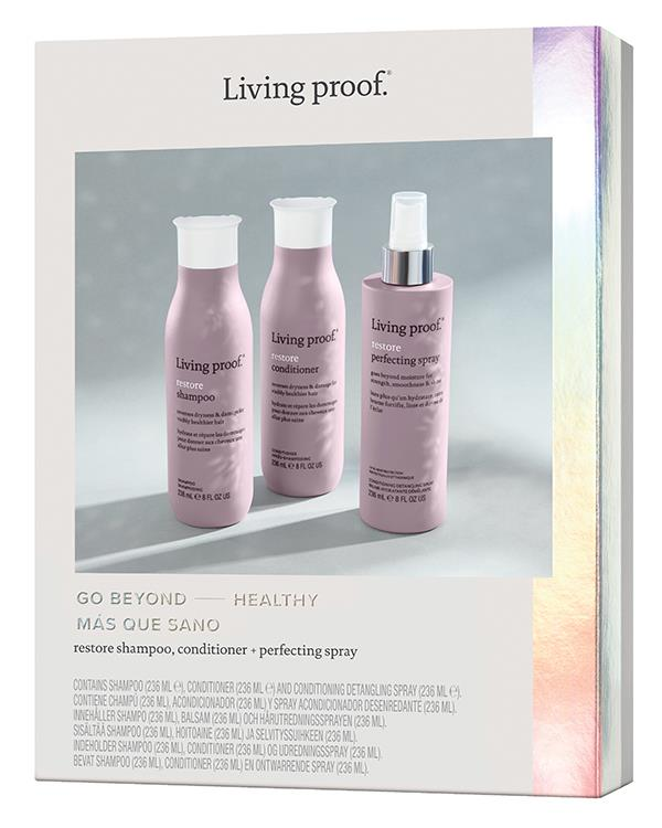 Living Proof - Restore Christmas Set - 3 x 236 ml