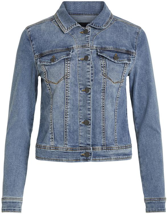 Objwin new denim jacket noos Medium blue denim