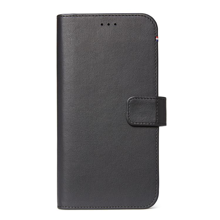 Decoded Leather Detachable Wallet - black - for iPhone 11