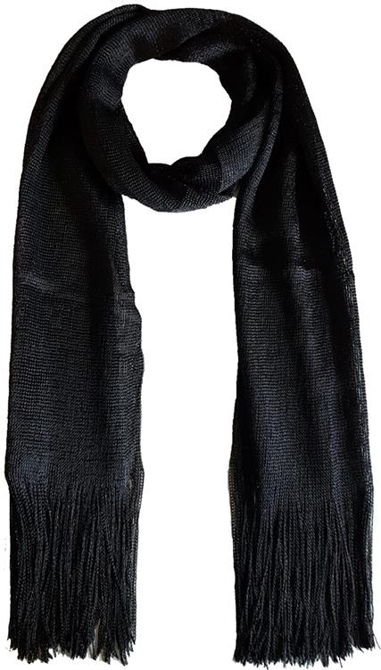 B-fashion shawl party Black