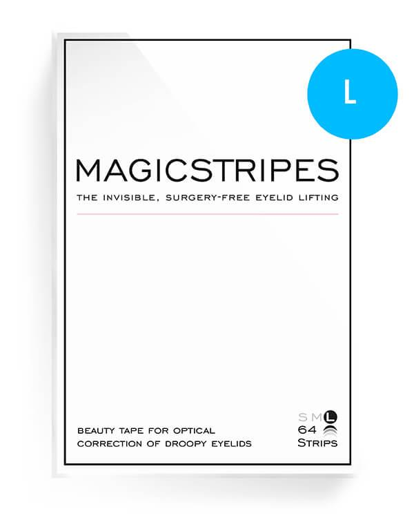 Magicstripes - Eyelid Lifting Stripes Large - 64 Stripes