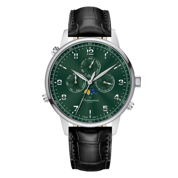 Fromanteel Moonphase Green Golf Edition 'The Putter'