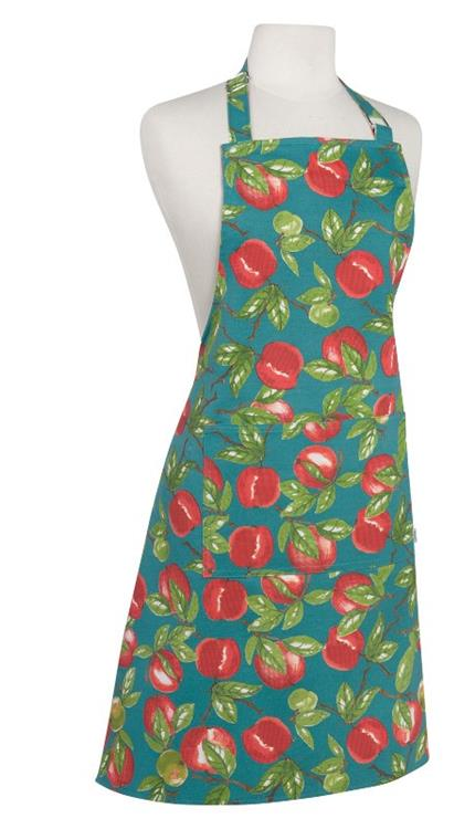 La Cucina schort - apple orchard
