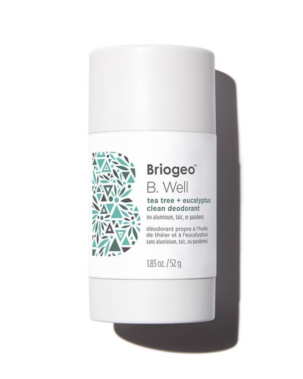 Briogeo - B. Well Tea Tree + Eucalyptus Clean Deodorant - 52 g