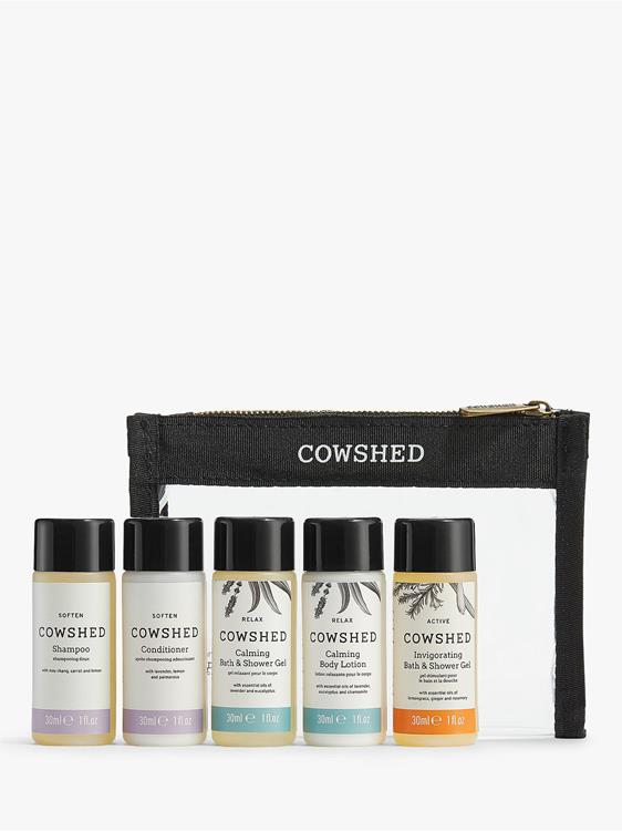 Cowshed - Travel Collection - 5 x 30 ml