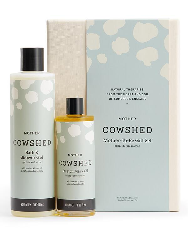 Cowshed - Mother To Be - 300 ml + 100 ml