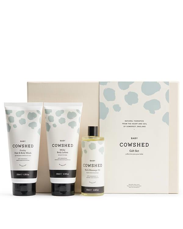 Cowshed - Baby Bath Time Ritual - 2 x 200 ml + 100 ml