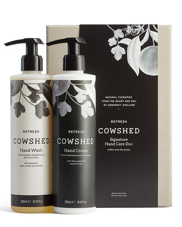 Cowshed - Refresh Hand Care Duo - 2 x 300 ml