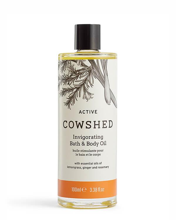 Cowshed -Active - Invigorating Bath & Body Oil - 100 ml