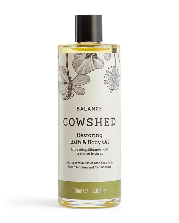 Cowshed - Balance - Restoring Bath & Body Oil - 100 ml