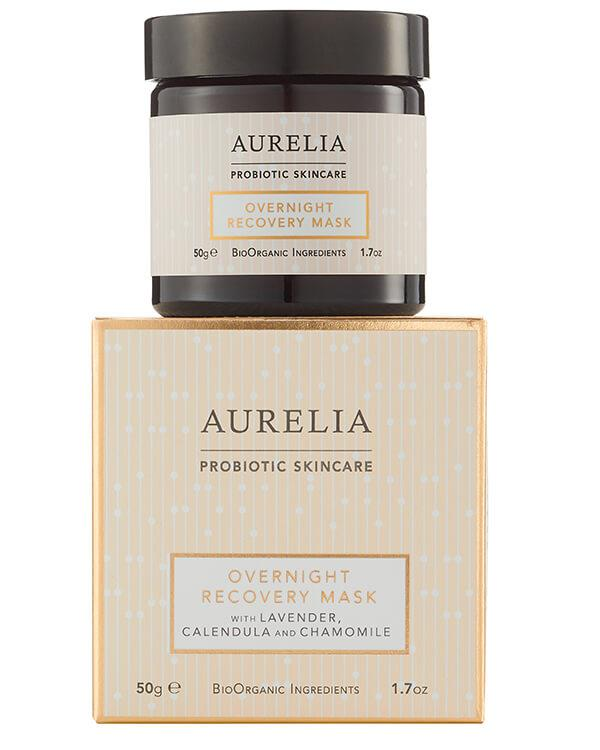 Aurelia - Overnight Recovery Mask - 50 gr