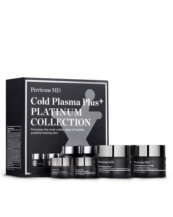 Perricone MD - Cold Plasma Plus+ Platinum Collection - 2 x 30 ml + 7,5 ml + 5 ml