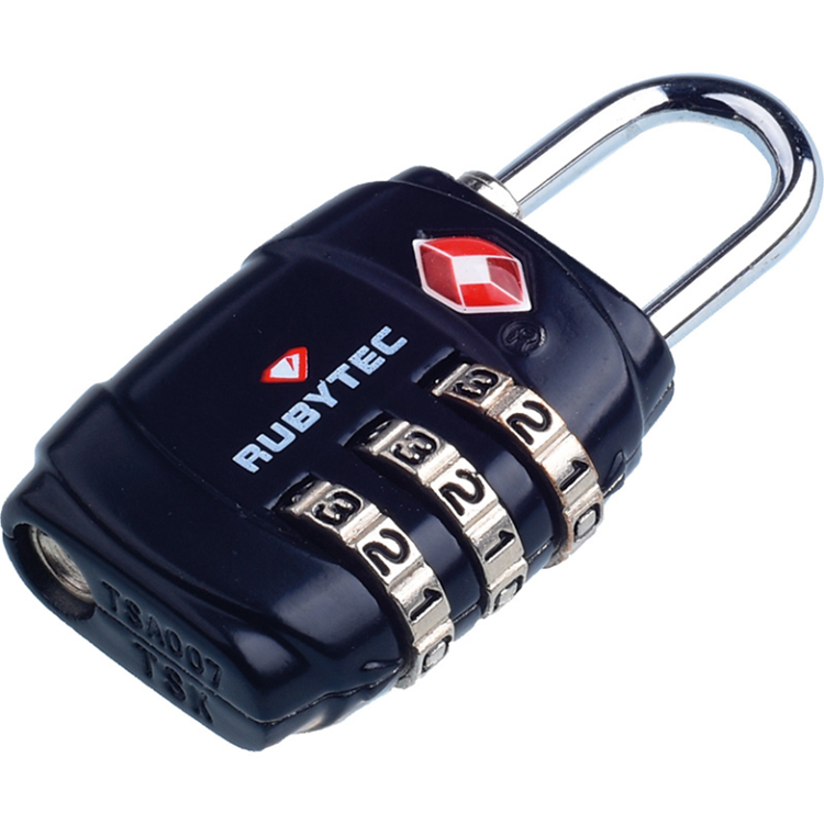 Tsa 3 Dial Luggage Lock