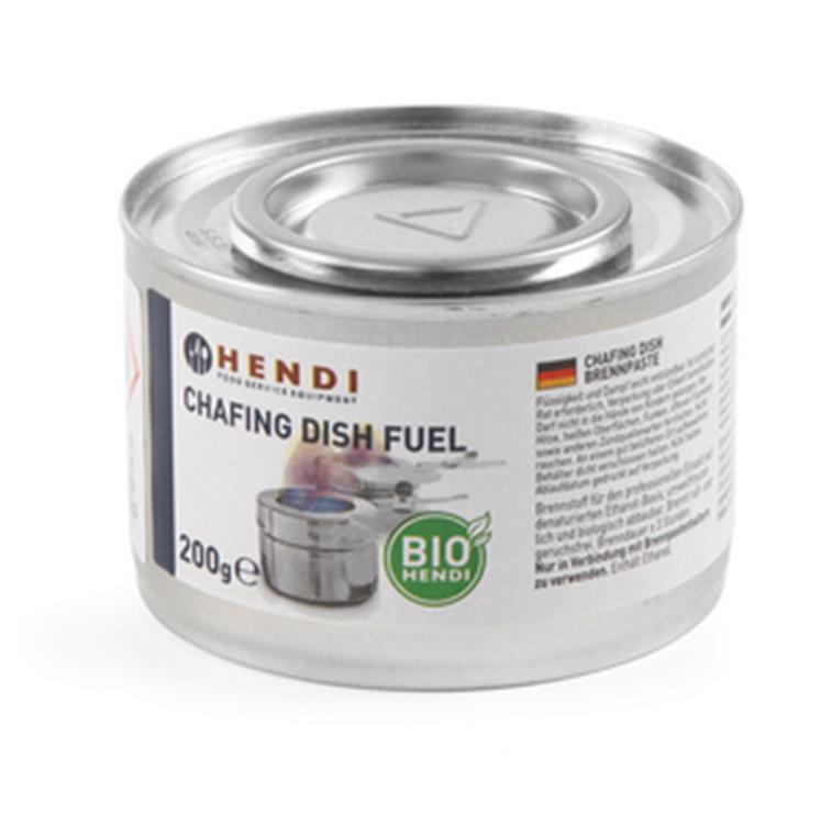 Hendi brandpasta ethanol blikje 200gr