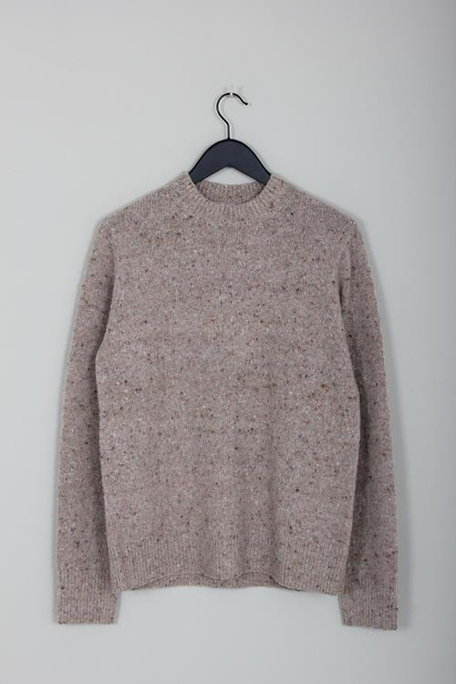 Acne Studios peele brown melange