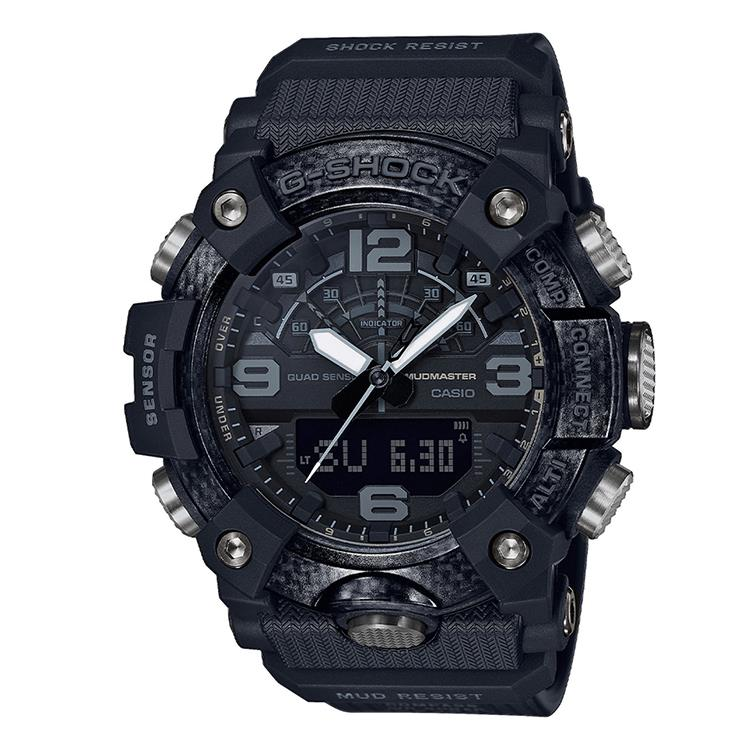 G-Shock GG-B100-1BER - All Black Series