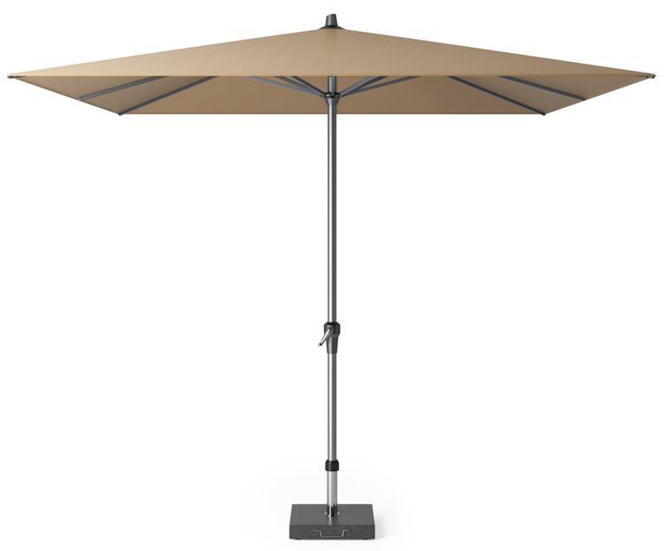 Platinum Riva parasol 2,75x2,75 m - taupe