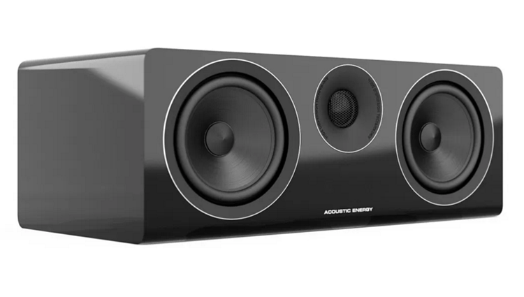 Acoustic Energy AE307 Center Luidspreker Zwart