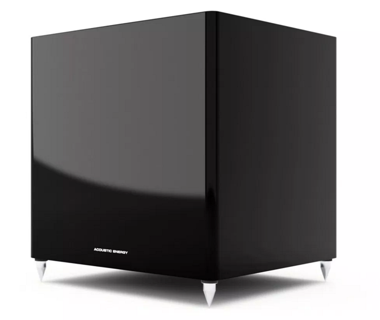 Acoustic Energy AE308 Subwoofer Zwart