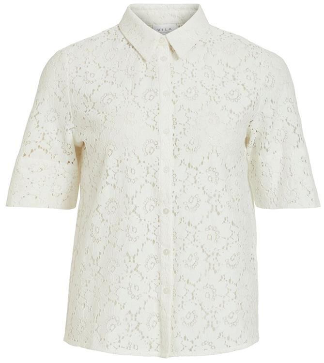 Visulacey 2/4 shirt White alyssum