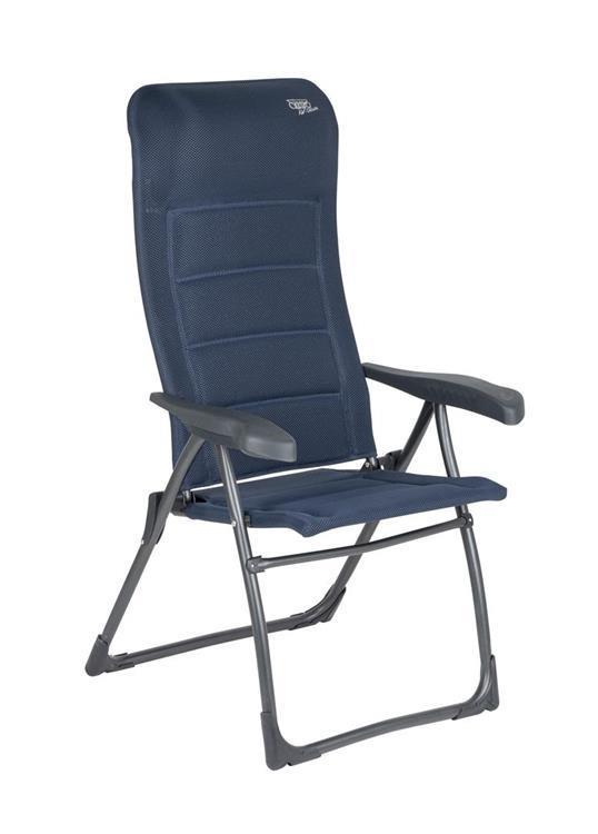 Crespo standenstoel Air-deluxe - AP-215/84 - blauw