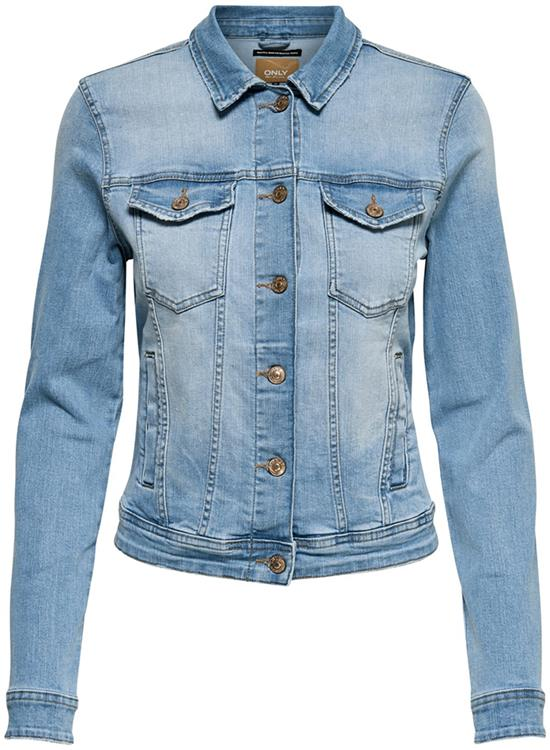 Onltia life denim jacket Bb lb bex179