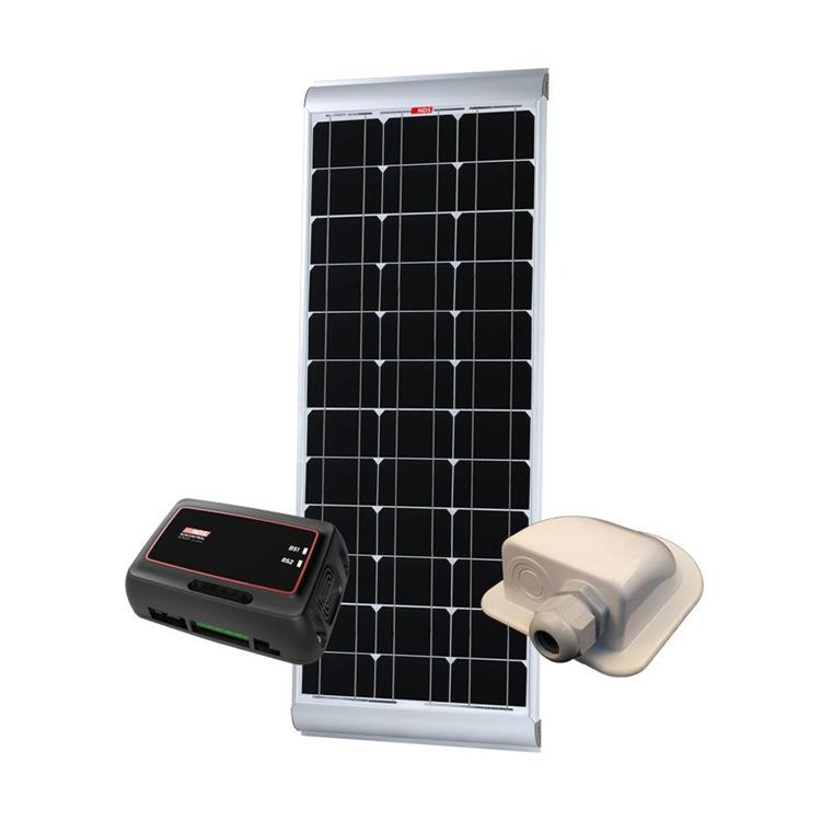 NDS SOLENERGY 175W Zonnepaneel SET + SC320M