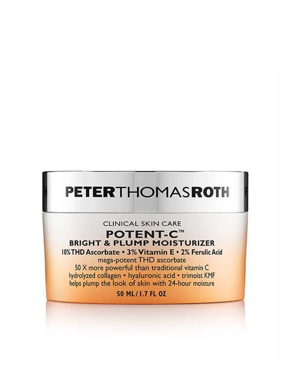 Peter Thomas Roth - Potent-C Bright & Plump Moisturizer - 50 ml