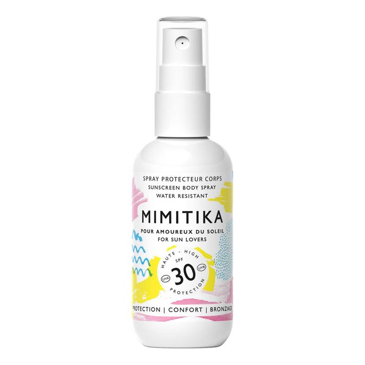 Mimitika - Sunscreen Body Spray SPF30 - 75 ml