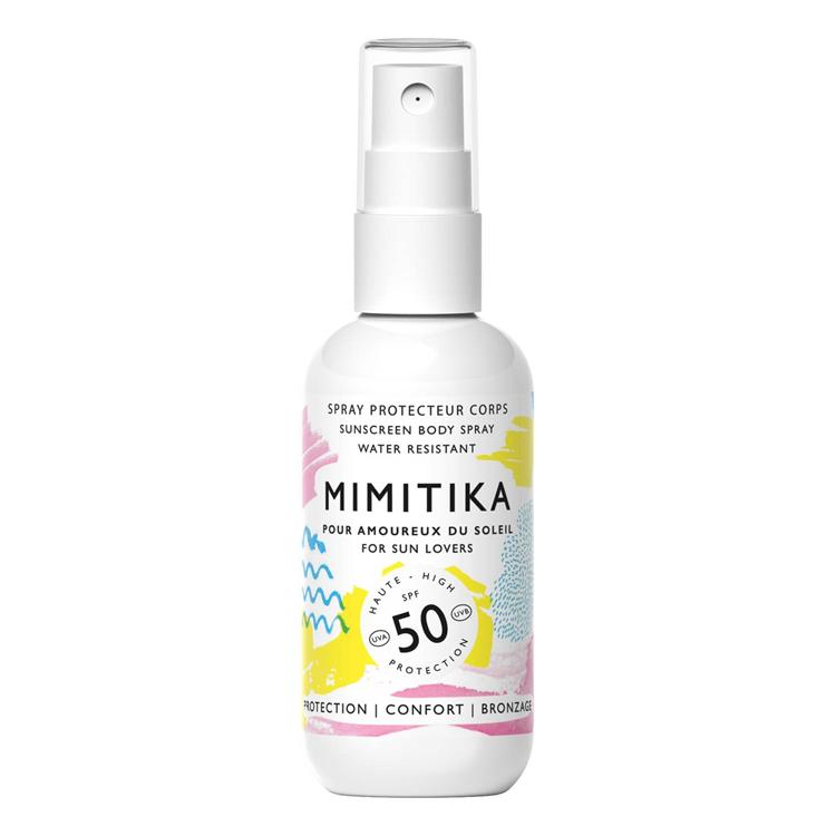 Mimitika - Sunscreen Body Spray SPF50 - 75 ml
