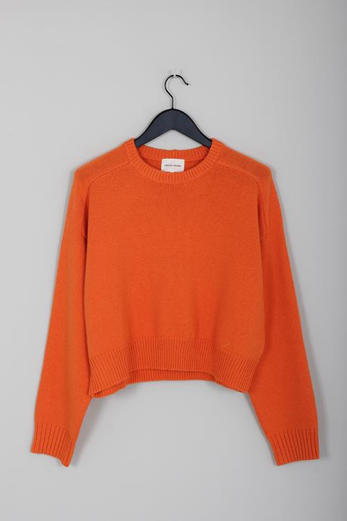 Loulou Studio pull oversize orange