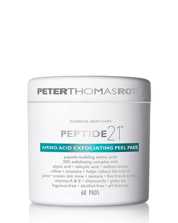 Peter Thomas Roth - Peptide 21 Exfoliating Peel Pads - 60 st