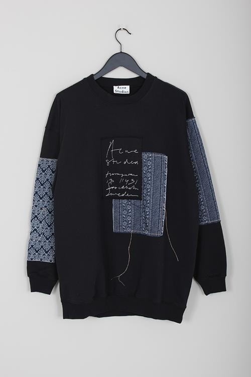 Acne Studios feda swedish black