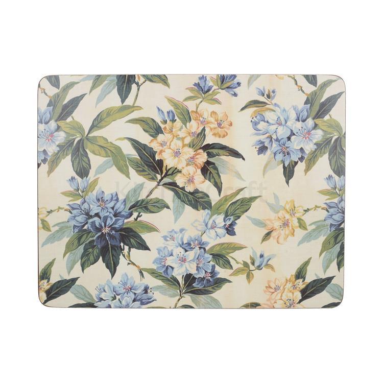KitchenCraft placemat 6 stuks - traditional floral