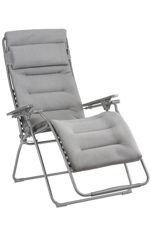 Lafuma Futura XL Be Comfort relaxstoel - silver