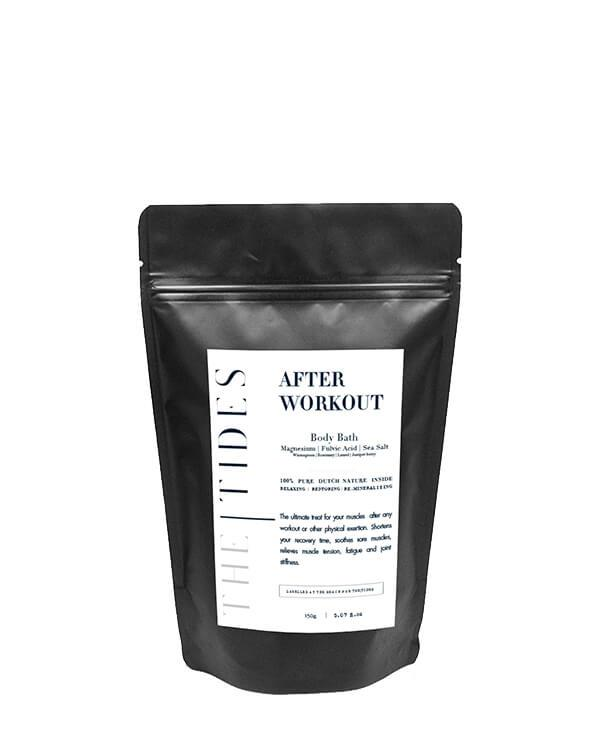 The|Tides - After Workout |  Body Bath Soak - 150 gr