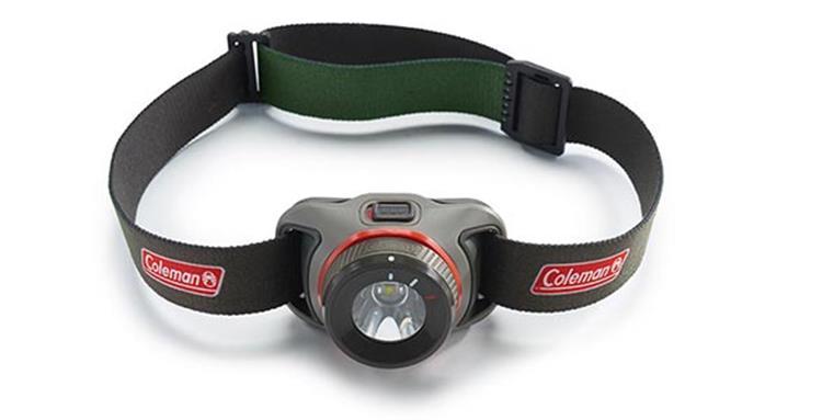 Coleman BatteryGuard 250L Led hoofdlamp