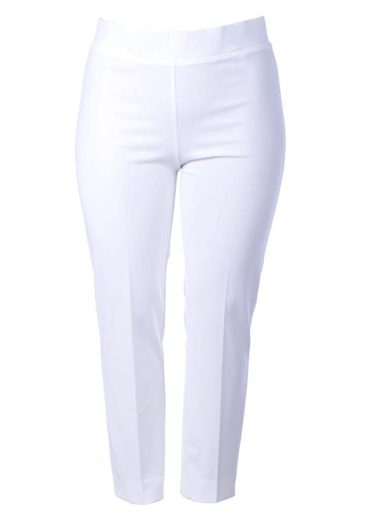 HL Select pantalon 8025-2069 Ecru